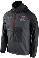 Nike Men's Alabama Crimson Tide Anorak Pullover Jacket