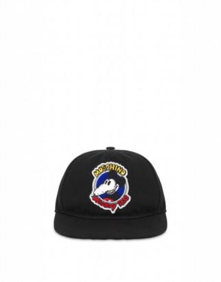 Moschino Mickey Rat Hat Man Black Size L
