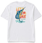 Tommy Bahama Let's Play Hookie Graphic Tee