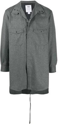 Y-3 Oversized Shirt Jacket