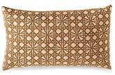 Sunbrella® Cane-Stitch Outdoor Pililow