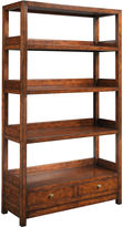 One Kings Lane La Grange 76 Bookcase, Sienna/Honey