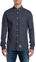 Superdry Super Bandana Oxford L/S Shirt