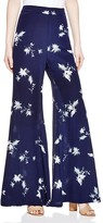Viktoria + Woods Ambition Flare Printed Pants