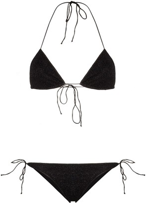 Oseree Lumiere triangle bikini set