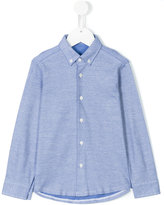 Il Gufo button down shirt - kids - Cotton - 6 yrs