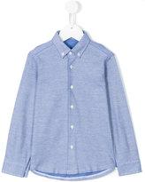 Il Gufo button down shirt - kids - Cotton - 8 yrs