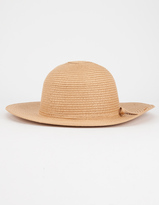 Full Tilt Classic Straw Girls Floppy Hat