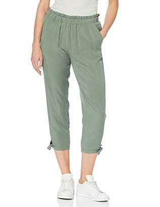Tom Tailor NOS) Women's Lyocell Loose Fit P, Trouser,12 (Size