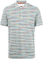 Missoni striped polo shirt - men - Cotton - XL