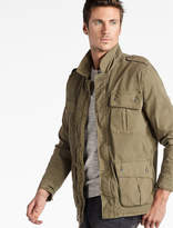 Lucky Brand Military Shirt Jacket