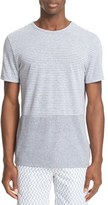 Onia Men's Chad Colorblock Linen T-Shirt