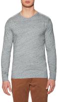Life After Denim Football Crewneck Sweatshirt