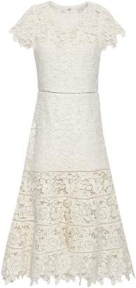 Joie Celedonia Lace Midi Dress