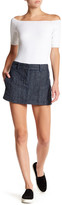 DKNY Embroidered Skort