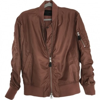 AllSaints Brown Jacket for Women
