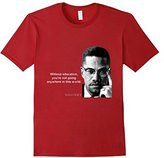 JET Malcolm X Tee Shirt