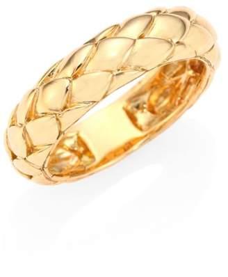 John Hardy Legends Cobra 18K Yellow Gold Ring