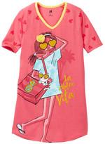 Petit Lem La Dolce Vita Nightgown (Little Girls & Big Girls)