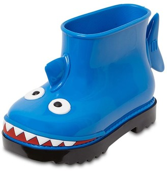 Mini Melissa Scented Shark Rubber Boots
