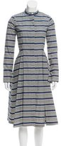 Suno Embroidered A-Line Dress w/ Tags