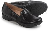 Dansko Addy Leather Shoes - Side Goring, Slip-Ons (For Women)