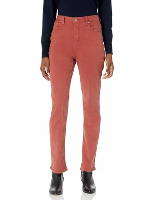 Jag Jeans Women's Olivia Ultra High Rise Straight Pant