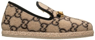 Gucci Loafer In Merino Wool