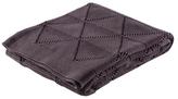 Torre & Tagus Listel Knit Cotton Throw
