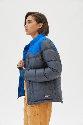 Patagonia Bivy Quilted Down Jacket
