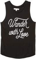 Spiritual Gangster Wander Love Tank Top