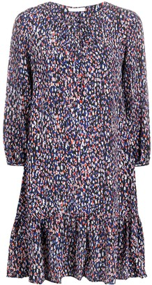 HUGO BOSS Floral Tunic Dress