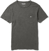 Todd Snyder - Slub Cotton-jersey T-shirt