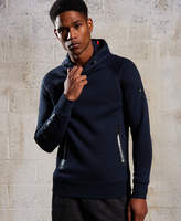 Superdry Gym Tech Crossover Hoodie