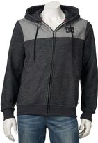 DC Men's Shoe Co Squadron Colorblock Full-Zip Hoodie