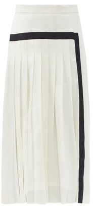 Max Mara Pinne Skirt - Ivory