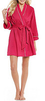 Kate Spade Play Hooky Baby Terry-Lined Lawn Robe