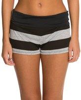 Hurley Tomboy Stripe Fold Over Short 8125165