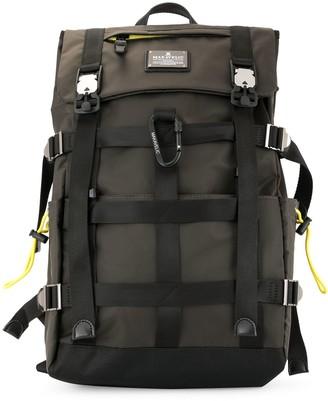 Makavelic Mesh Work Backpack