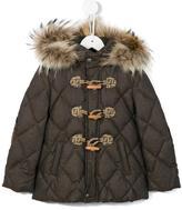 Fendi quilted duffle coat
