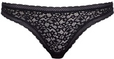 Stella-McCartney-Lingerie STELLA MCCARTNEY LINGERIE Lulu Drifting lace thong