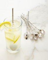 Kim Seybert Chinoiserie Spoon Straws, Set of 6