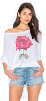 Lauren Moshi Kayla Long Sleeve Top