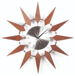 Stilnovo Starburst Wall Clock