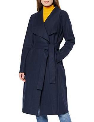 Vila CLOTHES Women's Vibalis Long Jacket/ki,(Size: 40)