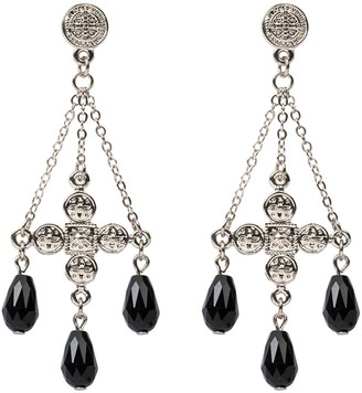 My Saint My Hero Chandelier Earrings