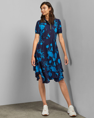 Ted Baker OHLAH Bluebell midi dress