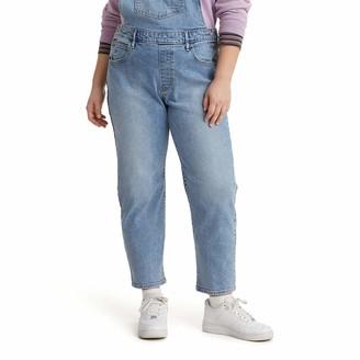 Levi's Women's Plus-Size Everyday Overalls