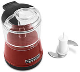 KitchenAid Empire Red 3.5-Cup Food Chopper