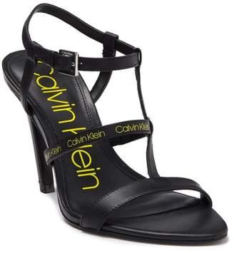 Calvin Klein Gemima Strappy Stiletto Sandal
